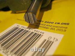 Mitutoyo 193-221 Digit Micrometer 10-11 Carbide. 0001 No Engravings