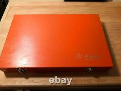 Mitutoyo 193-901 Digit Outside Micrometers, Ratchet Stop, 0-75mm Range, 0.0001
