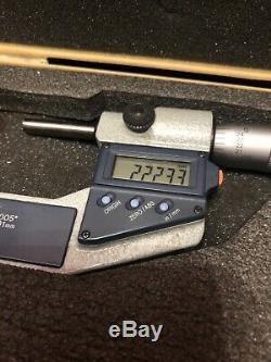 Mitutoyo 1-2 Digital Micrometer No 293-726-30