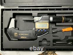 Mitutoyo 1-2 Micrometer 293-141 Coolant Proof