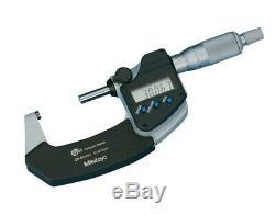 Mitutoyo 1-2 Quantumike Ip65 Digital Micrometer (never)