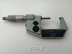 Mitutoyo 1-2inch (25-50mm) digital micrometer (293-722-30)