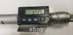 Mitutoyo 1.4 1.6 Digital Internal Bore Gage Micrometer Etchings NEEDS BATTERY