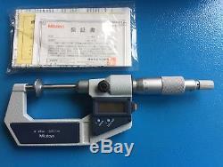 Mitutoyo 1 x Micrometer Digital 0-0 31/32in (0IN) art. Nr 369-511-30