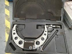 Mitutoyo 200-225mm IP65 Coolant Proof Digital Micrometer 293-254