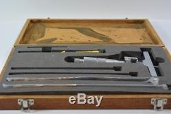 Mitutoyo 229-132 6 Digital Depth Micrometer (AM1033931)