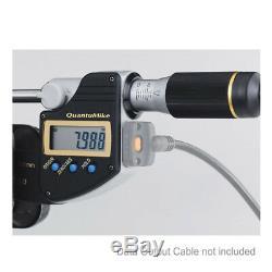 Mitutoyo 25-50mm IP65 Coolant Proof Digital Micrometer 293-181