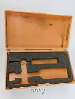 Mitutoyo 268-205 Digit Holtest 3-Point Bore Hole Micrometer. 6.7.0001 NEW