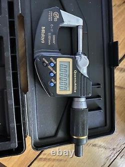 Mitutoyo 29334530 Digital Micrometer