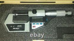 Mitutoyo 293-130-10 High Accuracy Digital Micrometer