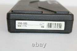 Mitutoyo 293-185 QuantuMike Digimatic Micrometer 0-1/0-25mm Coolant Proof