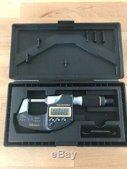 Mitutoyo 293-185 Quantumike IP65 0-1 Digital Micrometer