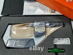 Mitutoyo 293-187-30 Digital Micrometer IP65 Quantumike 50-75mm 2-3