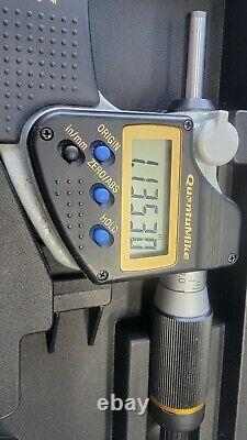 Mitutoyo 293-18-30 digital micrometer 1-2 Inc
