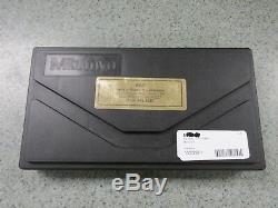 Mitutoyo 293-241-30 Digital Outside Micrometer 25-50mm 0.001mm