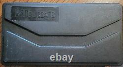 Mitutoyo 293-330-30 Digimatic Digital Micrometer
