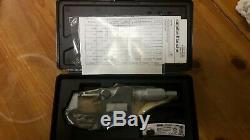 Mitutoyo 293-330-30 Digital Micrometer 0-1 0-25 mm IP65 New
