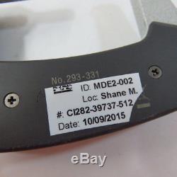 Mitutoyo 293-331 1-2.00005 Digital Micrometer