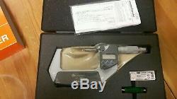 Mitutoyo 293-332-30 Digital Micrometer 2-3 50-75 mm New IP65