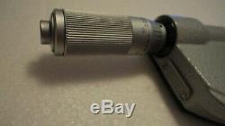 Mitutoyo 293-336-30, 1-2, Digital Micrometer, Ip65.00005, Spc Output