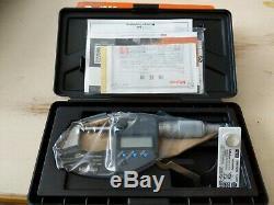 Mitutoyo 293-340-30 0-1 Digimatic Micrometer. 0005