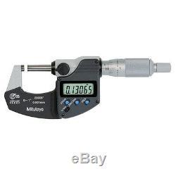 Mitutoyo 293-340-30 1 RATCHET STOP MICROMETER (WithO SPC)