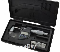 Mitutoyo 293-340-30 Digimatic Digital Micrometer New In Original Package