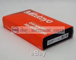 Mitutoyo 293-340-30 Digital Digimatic Coolant Proof Micrometer 0-1/0-25.4mm