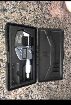 Mitutoyo 293 340 Digital Micrometer