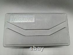 Mitutoyo 293-344-30 Digimatic Micrometer 0-1