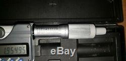 Mitutoyo (293-345-30) 1-2 0.001mm. 00005 Digital Micrometer