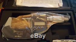 Mitutoyo 293-345-30 Digimatic Digital Micrometer