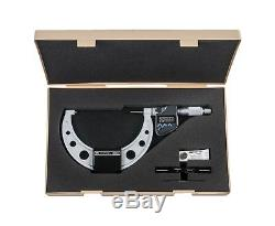 Mitutoyo 293-350-30 Digimatic Coolant Proof Micrometre, 4-5/100 mm-125 mm