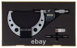 Mitutoyo 293-350-30 Digimatic Micrometer, 4-5/101-127 Range. 0001/0.001mm