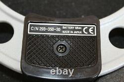 Mitutoyo 293-350-30 Digimatic Micrometer, 4-5/167-144mm Range. 0001/0.001mm