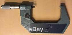 Mitutoyo 293-372 Digimatic Outside Micrometer Digital 3-4 Water Proof