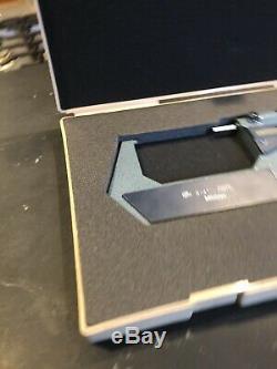 Mitutoyo 293-372 Digital Micrometer 3-4