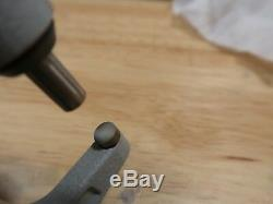 Mitutoyo 293-831 Digital Micrometer 0 1 Inch/Metric Ratchet Stop