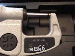 Mitutoyo 293-832 Digimatic Micrometer