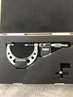 Mitutoyo 2-3 (50-75mm) Digital Blade Micrometer (422-332)