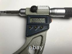 Mitutoyo 2-3 Digital Blade Micrometer Digimatic. 00005 + JAPAN 422-313-30