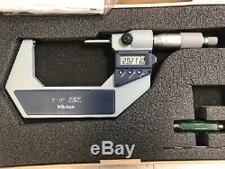 Mitutoyo 2-3 Digital Micrometer No 293-723-30