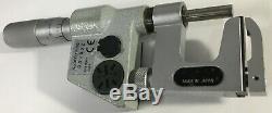 Mitutoyo 317-711-30 Digimatic UniMike Micrometer, 0-1/0-25mm Range. 00005