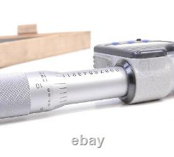 Mitutoyo 329-350-10 Interchangeable Rod Type Micrometer Graduations. 00005