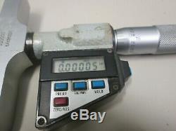 Mitutoyo 329-711-10 Digital Depth Micrometer