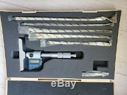 Mitutoyo 329-711-30 Digital Depth Micrometer. 00005 (DMC4-6 DM)