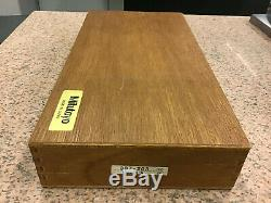 Mitutoyo 337-203 8-40 Digital Electronic Internal Micrometer Set/machinist