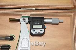 Mitutoyo 340-517 Digital Micrometer, Range 700-800mm, SPC Output, 0.001mm