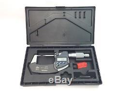 Mitutoyo 342-361-30 Digimatic Point Micrometer 0-1/0-25.4mm Range Digital