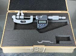 Mitutoyo 343-350 Digital Jaw Micrometer 0-1 Digimatic (343-350-30)